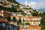 View of the Homes of Moltrasio Located in Lake Como, Italy Photographic Print by Jill Schneider
