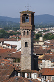 One of Many Towers in the City of Lucca, Italy Photographic Print by Scott Warren