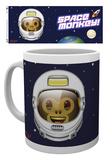 Emoji - Space Monkey Mug Taza