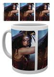 Wonder Woman - Defend Mug Taza