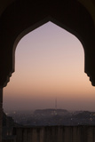 The City of Jodhpur Seen from Mehrangarh Fort at Dusk Photographic Print by Steve Winter