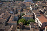 View of the City from the Torro Guinigi in Lucca, Italy Photographic Print by Scott Warren