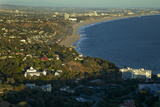 The Coastline of Santa Monica Photographic Print by Steve Winter