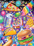 Junk Food Posters by Lisa Frank