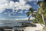 The Rocky Shoreline Along the Kona Coast Photographic Print by Anne Keiser