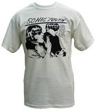 Sonic Youth - White Goo Tshirt