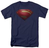 Man of Steel - MoS Shield Vêtement