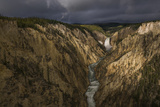 The Grand Canyon of the Yellowstone as Seen from Artist Point Photographic Print by Michael Nichols