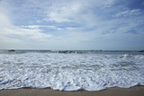The Beach in Yala National Park Photographic Print by Steve Winter