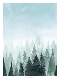 Into the Trees I Giclee Print by Grace Popp