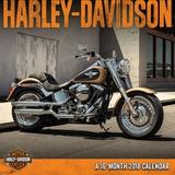 Harley-Davidson - 2018 Calendar Calendars