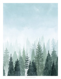 Into the Trees II Giclee Print by Grace Popp