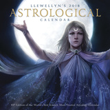 Llewellyns Astrological - 2018 Calendar Kalenders