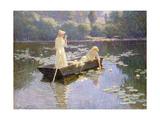 Pond Lillies Giclée-Druck von Abbott Fuller Graves