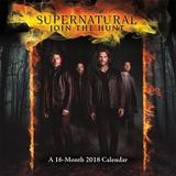 Supernatural - 2018 Calendar Calendars