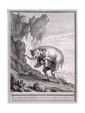 Die beiden Abenteurer und der Talisman (Les Deux Avanturiers et le Talisman) Giclee Print by Jean-Baptiste Oudry