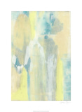 Turquoise Transparency II Limited Edition by Jennifer Goldberger