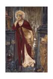 Heliogabalus, Hohepriester der Sonne Giclee Print by Simeon Solomon