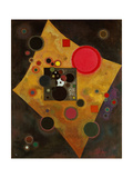 Pink Accent. 1926 Giclee Print by Wassily Kandinsky