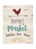 Farmer's Market Posters by Jo Moulton