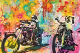 Easy Rider By Dean Russo Pôsters por Russo Dean