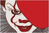 Pop Art Clown Poster