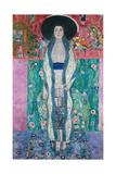 Bildnis Adele Bloch-Bauer II. 1912 Giclee Print by Gustav Klimt