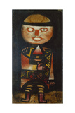 Actor (Schauspieler). 1923, 27 Giclee Print by Paul Klee