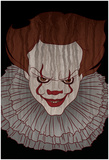 Menacing Clown Posters