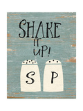 Shake It Up Prints by Jo Moulton