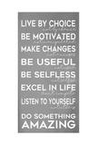 Motivation Posters av Anna Quach