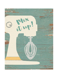 Mix It Up Posters by Jo Moulton