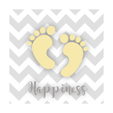 Happiness Prints by Anna Quach