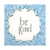 Be Kind Swirls Prints by Cindy Shamp