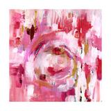 Abstract Dream Pink Gold II Art by Pamela J. Wingard