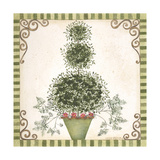 Topiary II Posters by Cindy Shamp