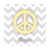 Peace Posters by Anna Quach
