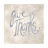 Give Thanks Posters by Cindy Shamp