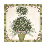 Topiary I Prints by Cindy Shamp