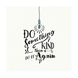 Do Something Kind Print by Jo Moulton