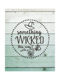 Something Wicked Prints by Jo Moulton