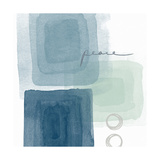 Soothing Peace Prints by Linda Woods