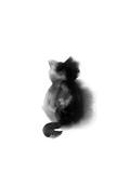 Contempo Cat I Posters av Sophia Rodionov