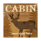 Cabin Prints by Jennifer Pugh