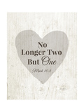 No Longer II Print by Linda Woods