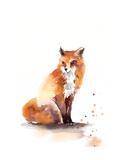 Fox II Posters av Sophia Rodionov