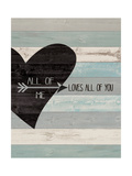 All of Me Prints by Jo Moulton