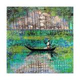 Dancing River Poster by Michel Rauscher