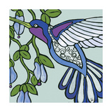 Hummingbird I Posters by Shanni Welsh