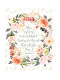 Psalm 61-2 Premium Giclee Print by Tara Moss